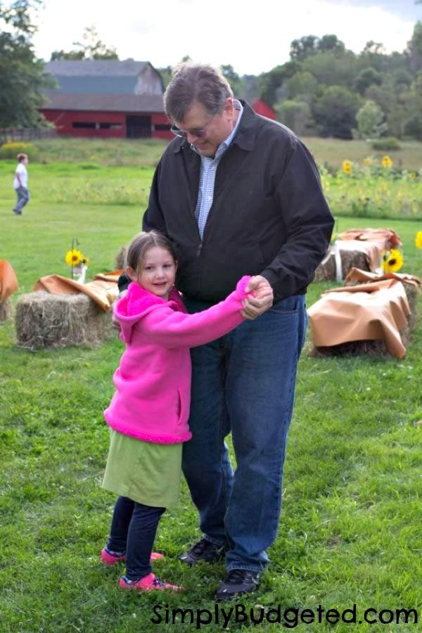Ohio Trip - Grandfather/Granddaughter Dance