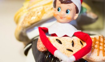 Elf on the Shelf: Day 15 Christmas Cookies