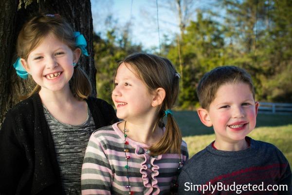 Family Christmas Kids