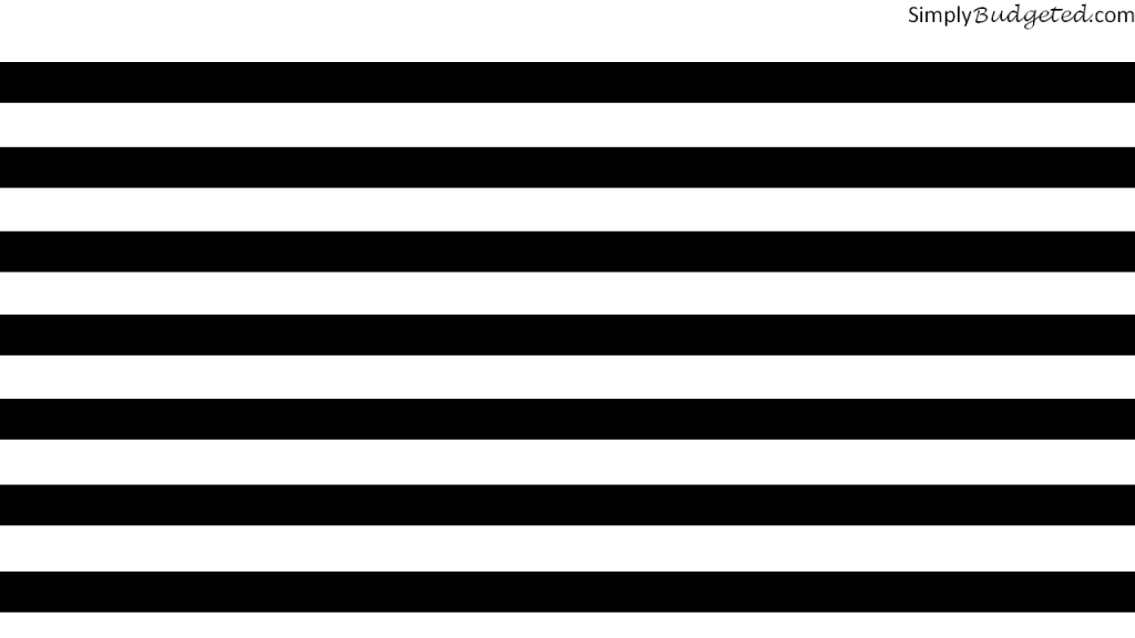 Umpire Stripes Printable