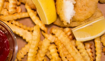 Classic Fish and Chips from Sam's Club