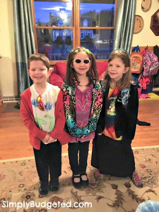 Kids March 2015