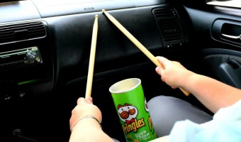 Summer Memories with Pringles