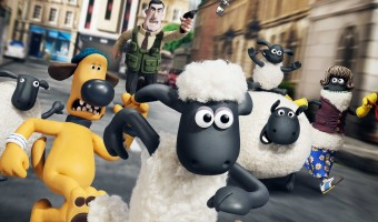 Are you ready for Shaun the Sheep Movie?