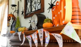 Halloween Decorating Night