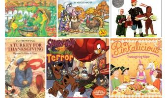 Thanksgiving Kids Books